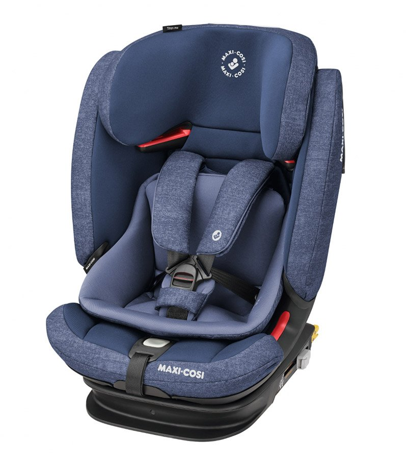 MAXI COSI Titan Pro Nomad Blue Bērnu autosēdeklis 9-36 kg
