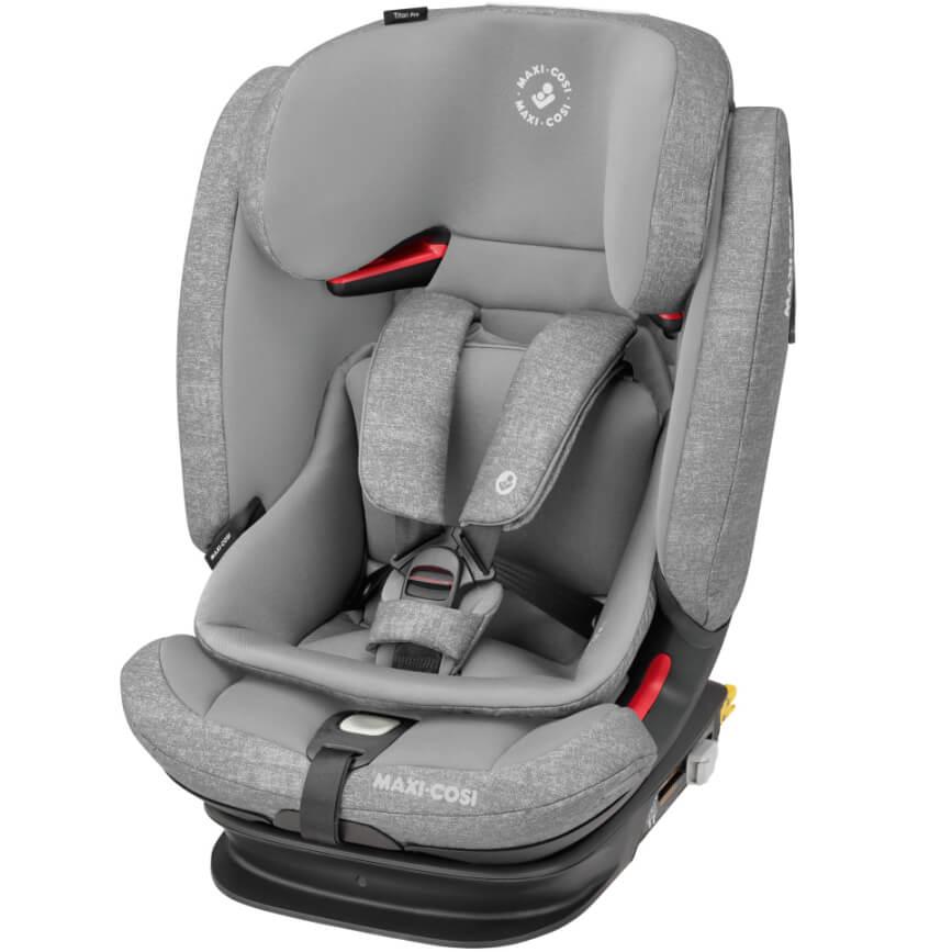 MAXI COSI Titan Pro Nomad Grey Bērnu autosēdeklis 9-36 kg