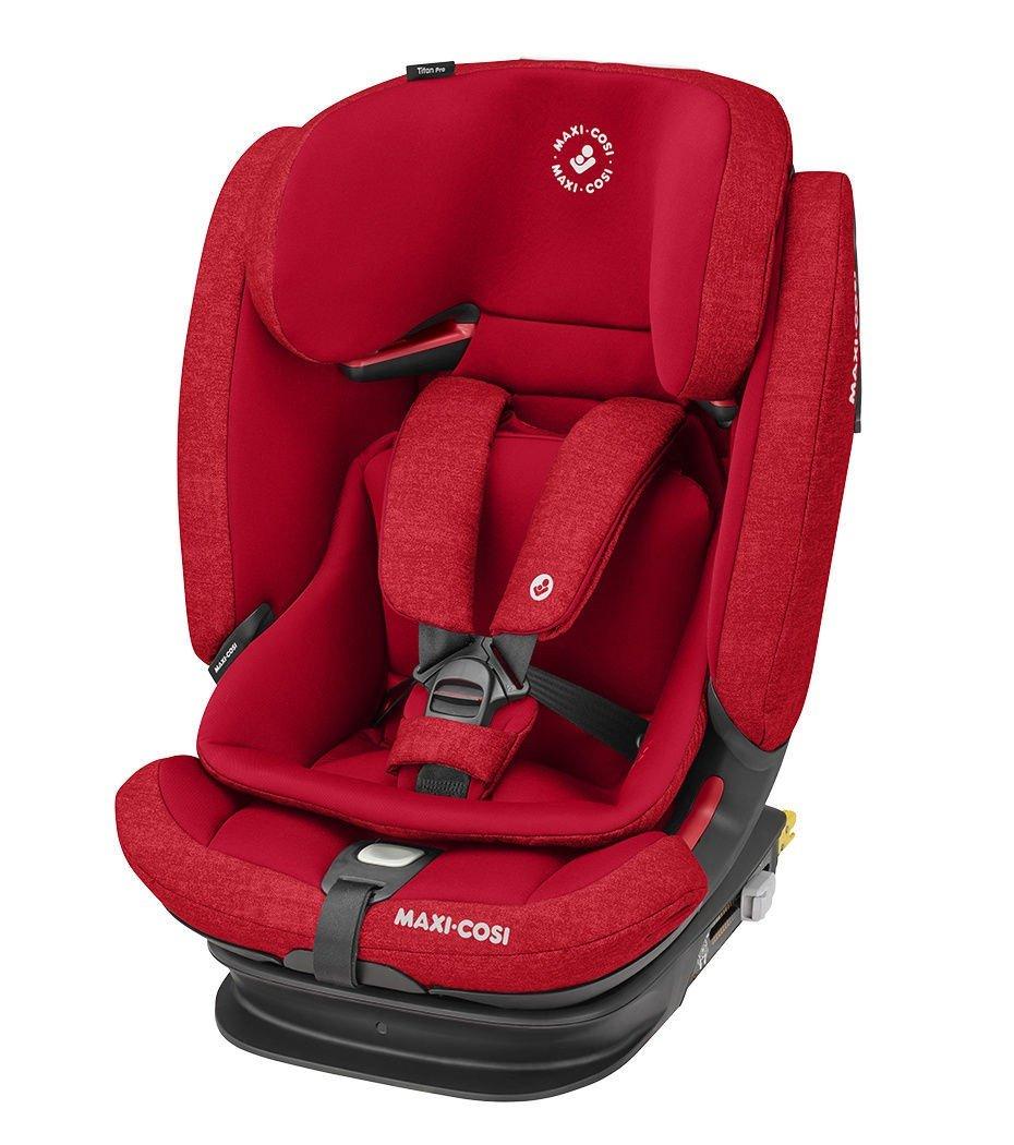 MAXI COSI Titan Pro Nomad Red Bērnu autosēdeklis 9-36 kg