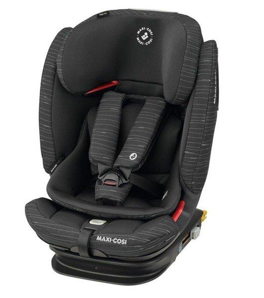 MAXI COSI Titan Pro Scribble Black Bērnu autosēdeklis 9-36 kg