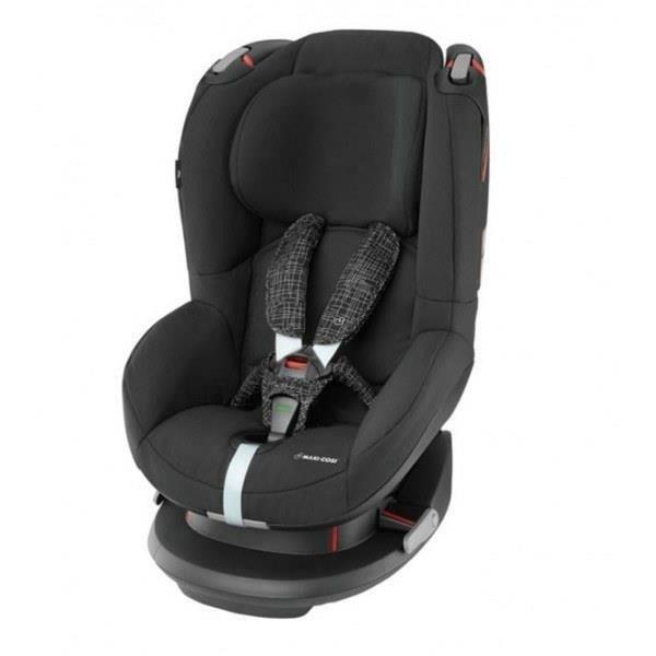 MAXI COSI Tobi Black Grid Bērnu autosēdeklis 9-18 kg