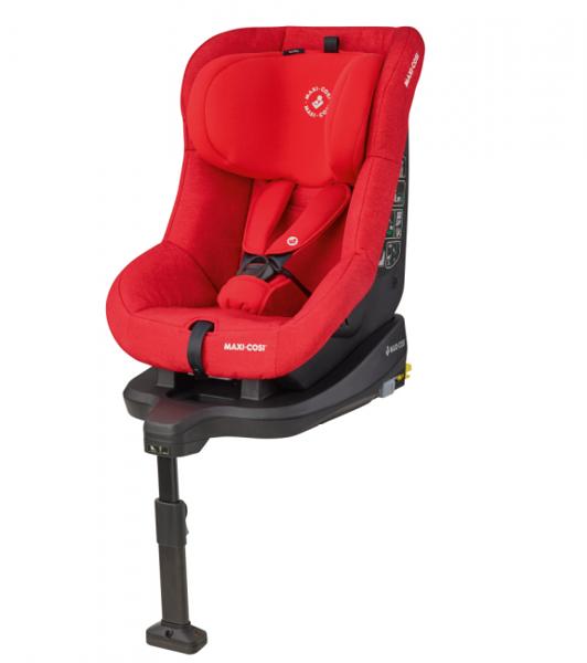 MAXI-COSI TobiFix Nomad Red Bērnu autosēdeklis 9-18 kg