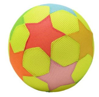 Mesh Ball Hipp Hopp Piepūšamā bumba (diametrs 40 cm)