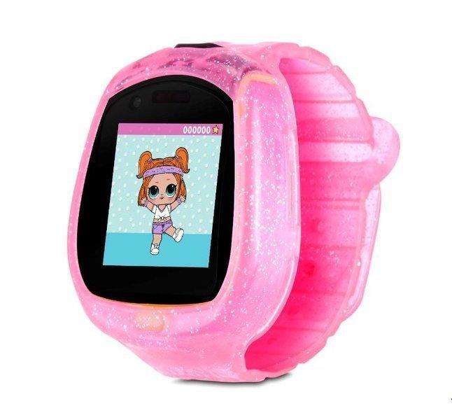 MGA LOL SURPRISE Smartwatch Pink Smart pulkstenis ar kameru