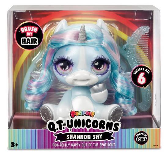 MGA POOPSIE QT Unicorns Shannon Shy