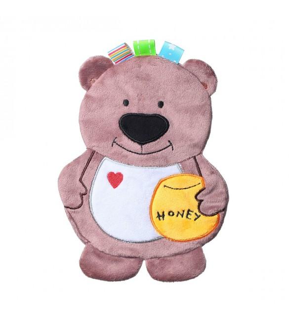 Miega lupatiņa BabyOno BEAR TODD ONO-447