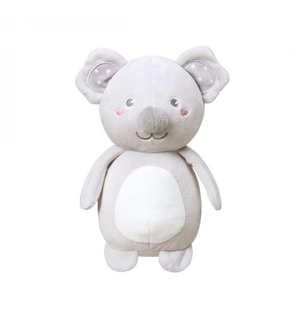 Mīksta rotaļlieta ar grabuli BabyOno KOALA JULES 1162 (FC)