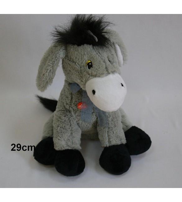 Mīkstā rotaļlieta Ēzelītis ar skaņu 29 cm SUN-DAY Sandy O0299