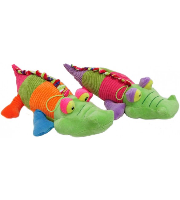 Mīkstā rotaļlieta Krokodils 41 cm SUN-DAY Sandy K1153