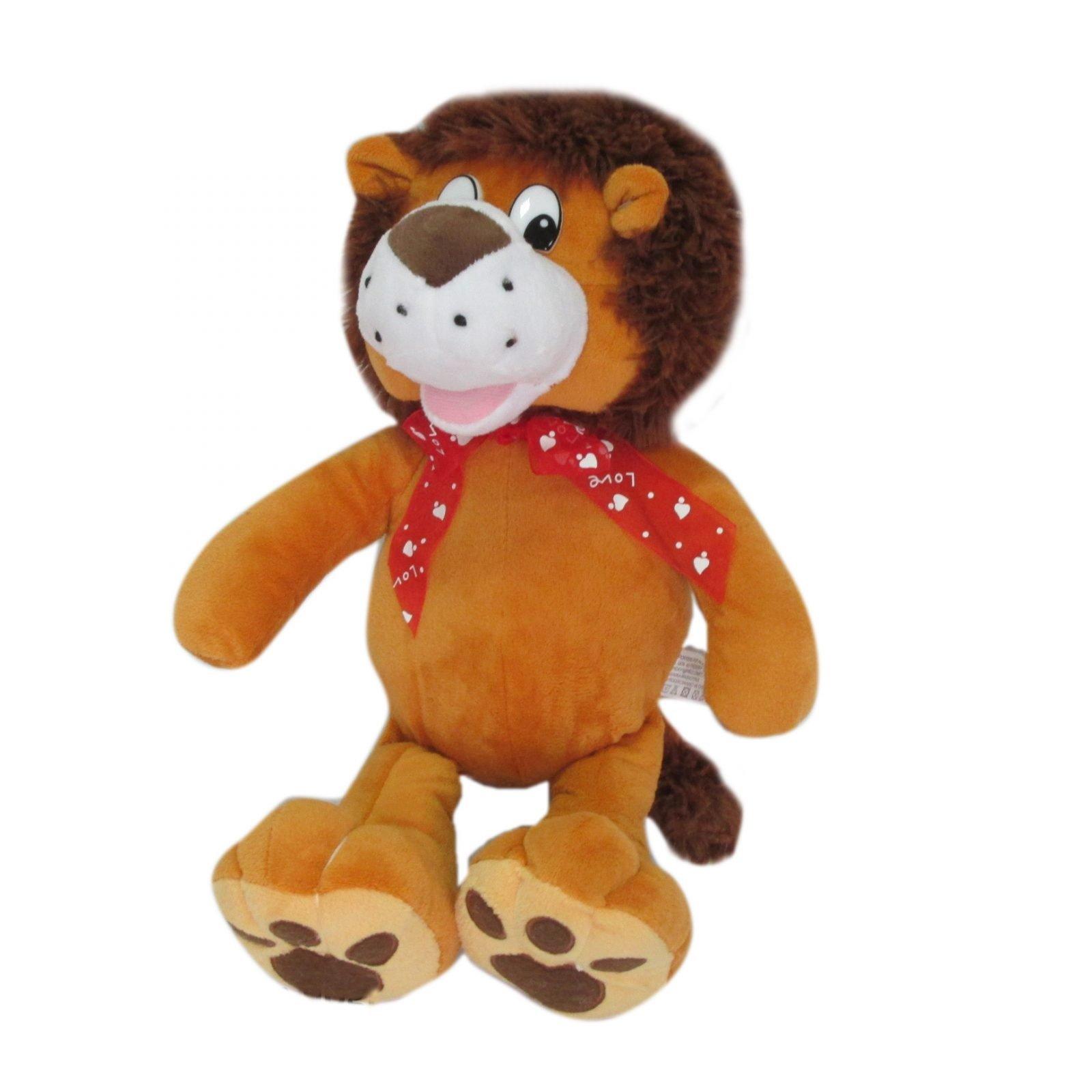 Mīkstā rotaļlieta Lauva 37 cm SUN DAY Sandy ČARUŠ L0194