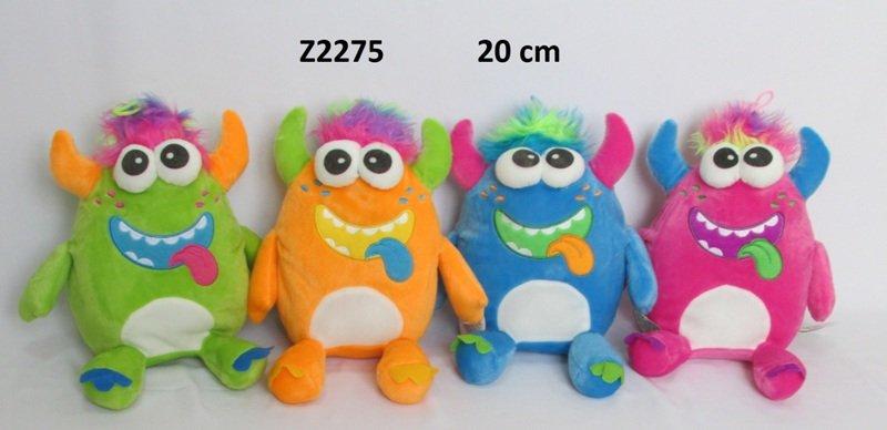 Mīkstā rotaļļieta Monstriņi 20 cm SUN DAY Z2275