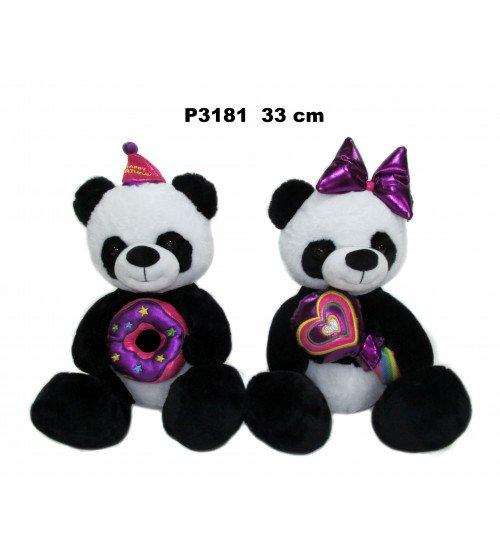 Mīksta rotaļlieta Panda 33 cm P3181 154750