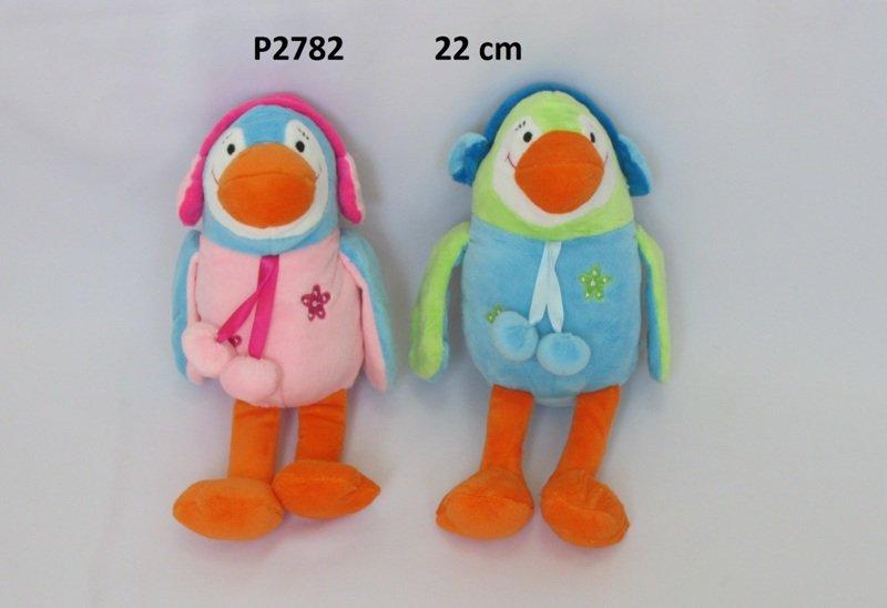 Mīkstā rotaļļieta Pingvīniņš 22 cm SUN DAY P2782