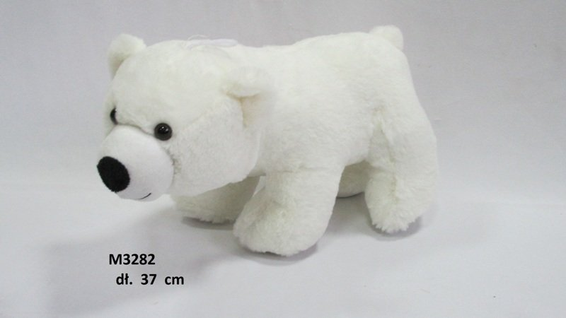 Mīkstā rotaļļieta Polārlācis 35 cm SUN DAY M3282