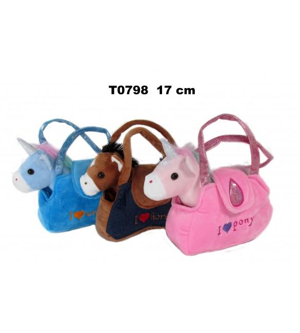 Mīksta rotaļlieta Soma ar zirdziņu SUN-DAY Sandy T0798