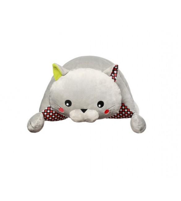 Mīkstā rotaļlieta-spilvens Kaķis BabyOno BRUNO 643