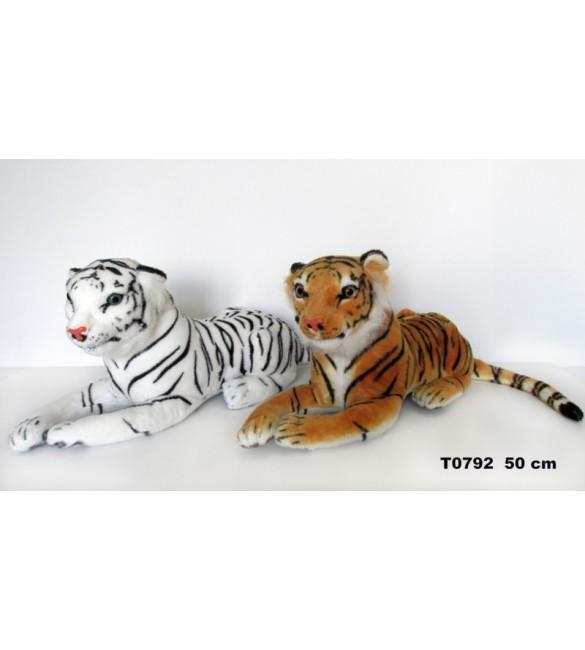Mīkstā rotaļļieta Tīģerītis 50 cm SUN DAY T0792
