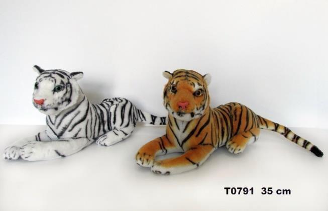 Mīkstā rotaļlieta Tīģerītis Sandy T0791