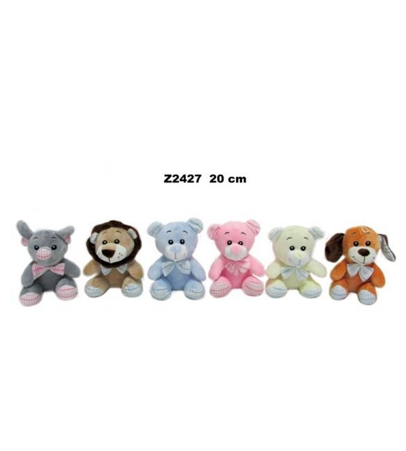 Mīksta rotaļlieta Zvēriņi 20 cm SUN DAY Z2427