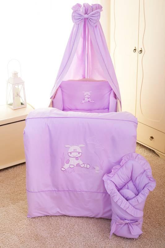MimiNu К-6 gultas veļas komplekts šūpuļiem