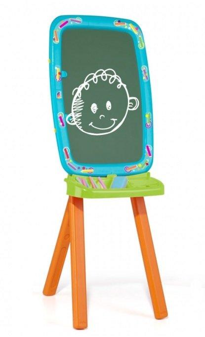 Molto Dual Studio Bērnu tāfele 3in1 ar 34 piederumiem