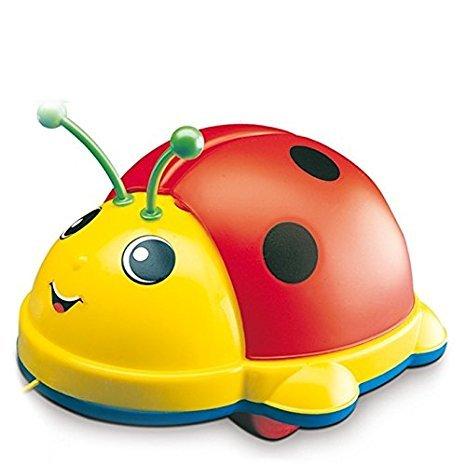 Molto LadyBug Attīstoša/muzikālā/velkamā rotaļlieta