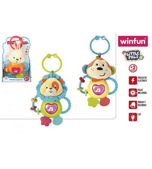 Muzikālā iekarināmā rotaļlieta 3 men+ CB44221