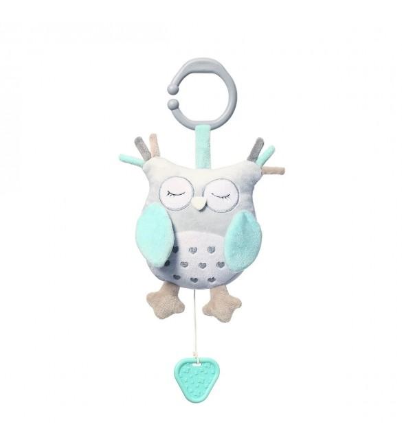 Muzikālā rotaļlieta BabyOno OWL SOFIA 792