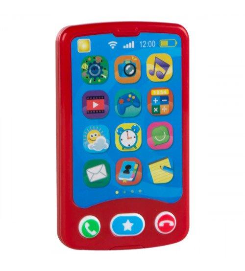 Muzikālā rotaļlieta Telefons 18m+ CB44288