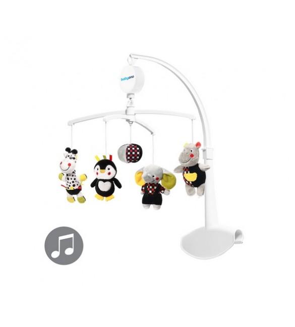 "Muzikālais karuselis ""Dream Team"" BabyOno 636"