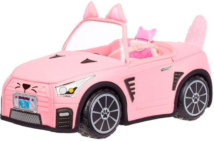 Na! Na! Na! Surprise Soft Plush Convertible Doll Car