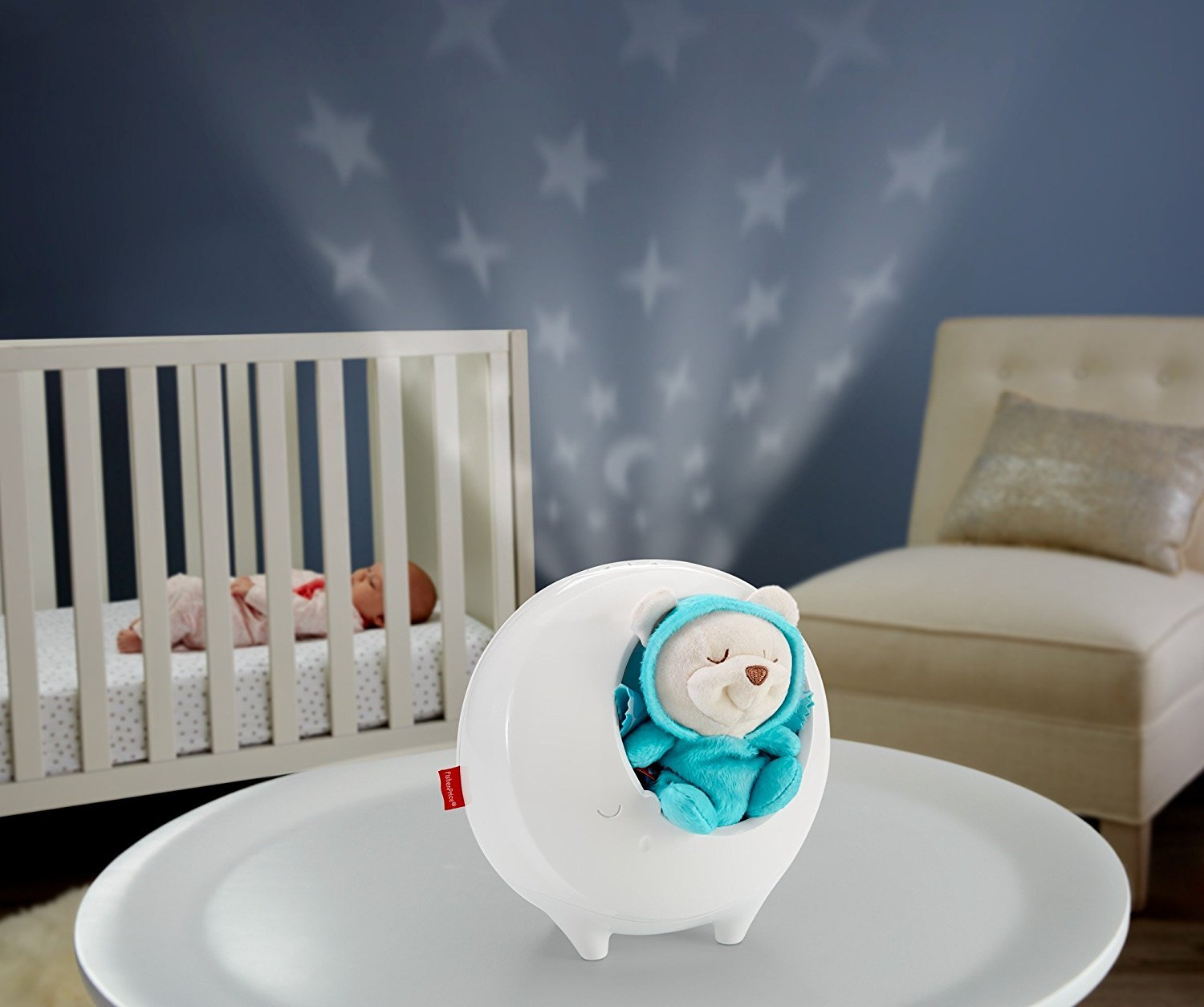 Naktslampiņa Muzikālā Fisher Price Butterfly Dreams 2-in-1 Soother DYW48