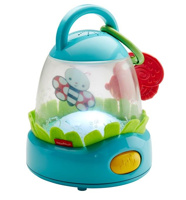 Naktslampiņa Muzikālā Fisher Price Light up latern DFP93
