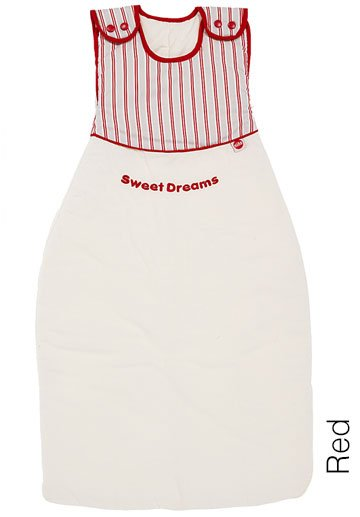 Nino-Espana Sleebag 1000 - Guļammaisiņš Red balts