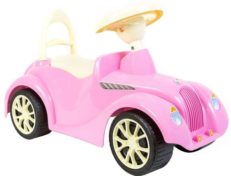 Orion Toys Retro Car Bērnu Stumjama mašīna