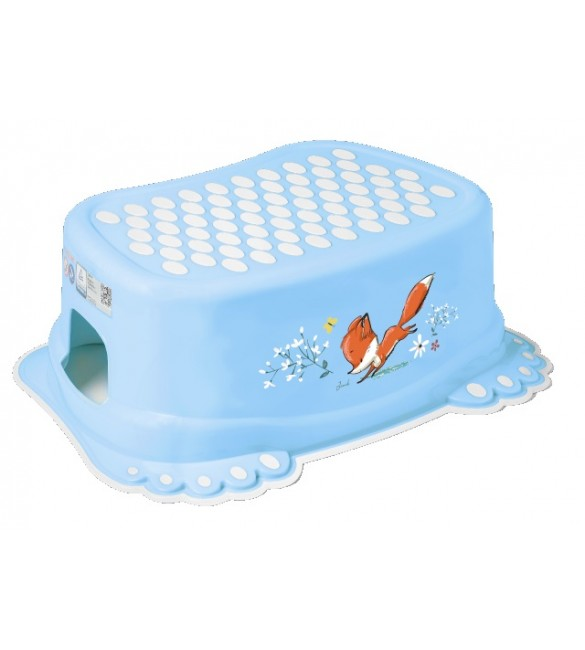 Pakāpiens - paliktnis Tega Baby FOREST FAIRYTALE light blue FF-006