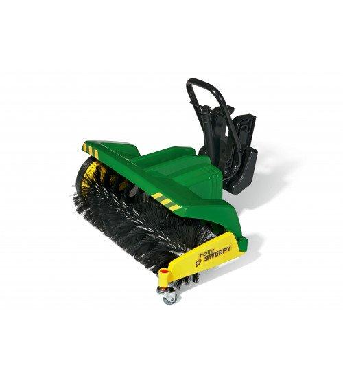 Papildinājums traktoram ar rotējošajam veltnim Rolly Toys rollySweepy 409884