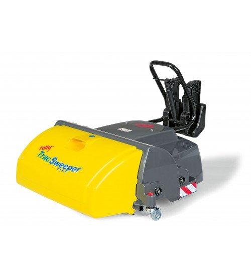 Papildinājums traktoram ar rotējošajam veltnim Rolly Toys rollyTrac Sweeper 409709