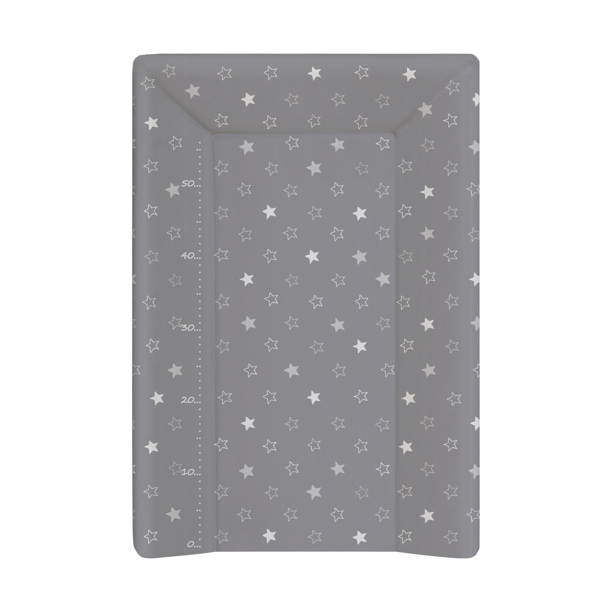 Pārtinamā virsma ar ierobežojumu 70 cm CEBA BABY STARS dark grey 201