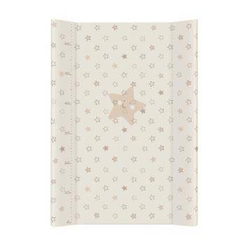 Pārtinamais dēlis 50х70 cm Ceba Baby BEIGE STARS 200
