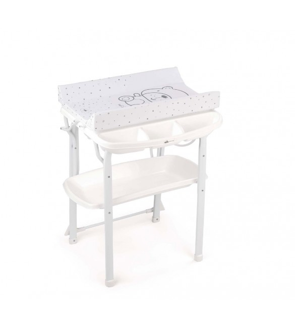 Pārtinamais galds ar vanniņu CAM AQUA SPA 247