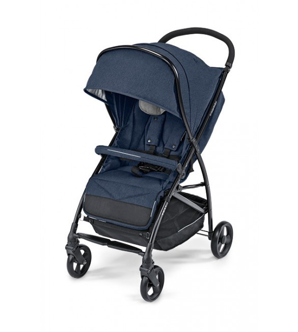 Pastaigu rati Baby Design SWAY 03/navy - svars tikai 5,9 kg!
