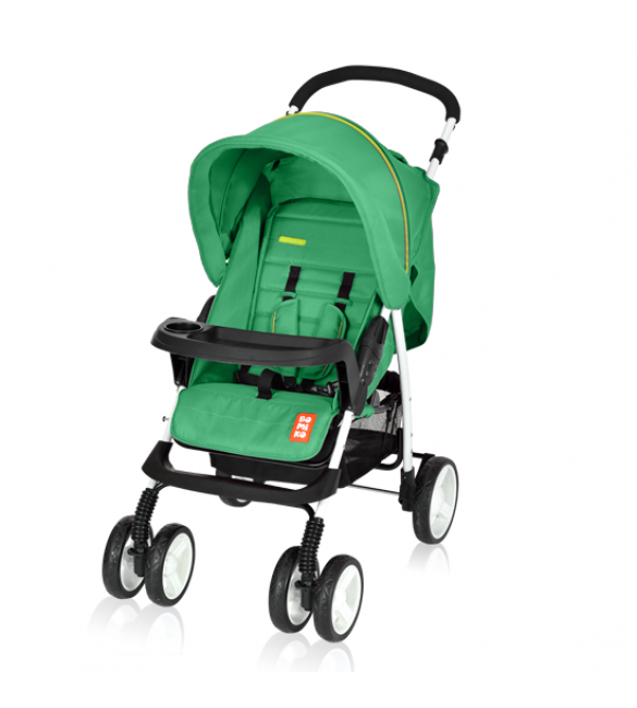 Pastaigu rati Bomiko MODEL L 04/green