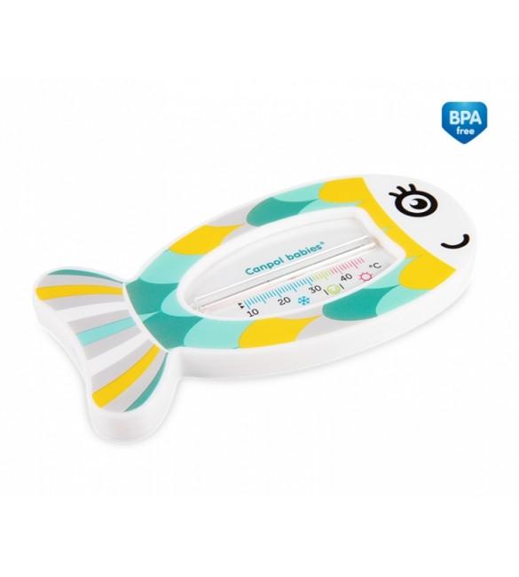 Peldošs termometrs FISH Canpol 56/151 green