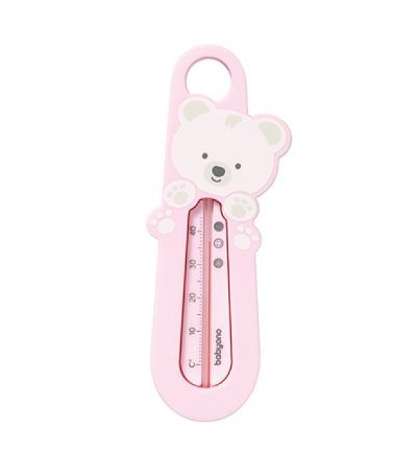 Peldošs termometrs LĀCIS BabyOno pink 777/03