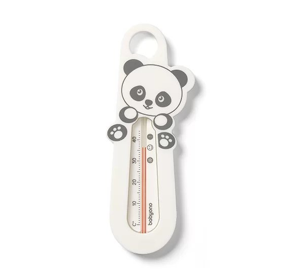 Peldošs termometrs PANDA BabyOno white 777/05