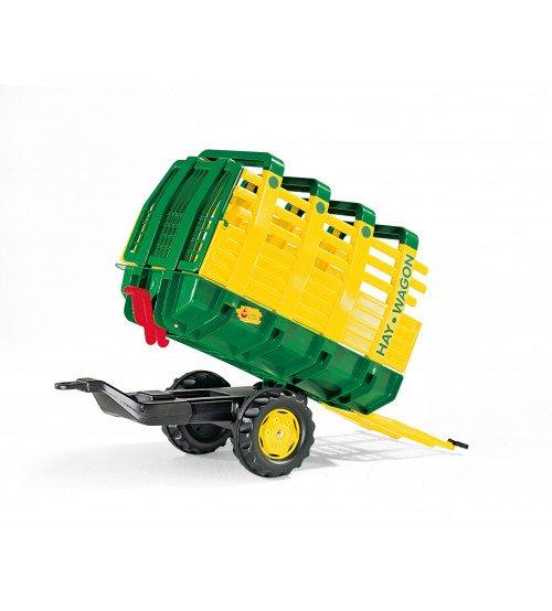 Piekabe traktoram rollyHay Wagon 122981 Vācija