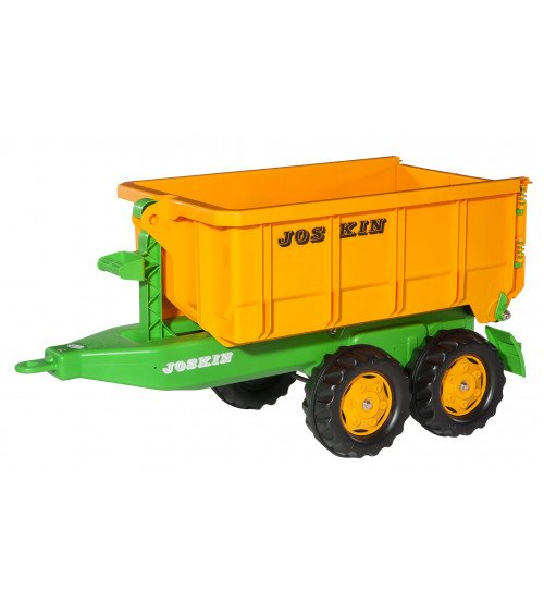 Piekabe traktoriem Rolly Toys rollyContainer Joskin 123216