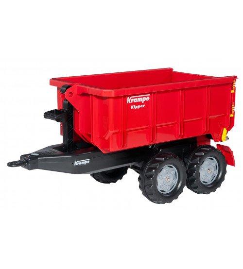 Piekabe traktoriem Rolly Toys rollyContainer Krampe 123223