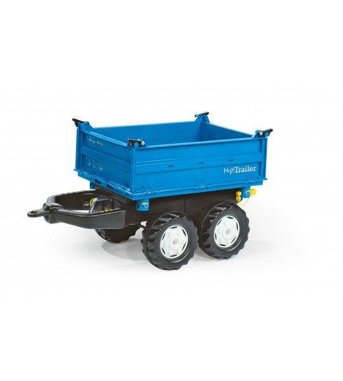 Piekabe traktoriem Rolly Toys rollyMega Trailer  121106